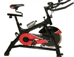Quality  Elite Pro Fixed Gear Exercise Bike Indoor Cycling Bike
