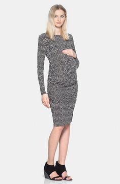 Tart Maternity 'Shari' Body-Con Maternity Dress available at #Nordstrom