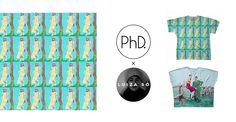 PhD x Luiza Só - vista-se com as peças da artista multimídia gaúcha. Essa é a hora! #fridom #luizasó #phdgaleria #phd