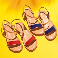Beams EMOZIONI / パテント サンダル/ Summer Sandals picks on ShopStyle
