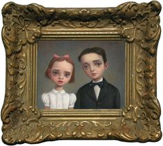 Weeping | Mark Ryden | Blood | 2003