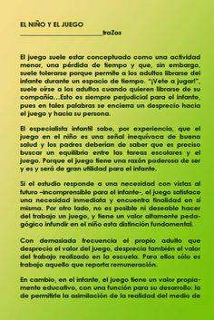 grafologia infantil - xavier serracant: El niño y el juego.