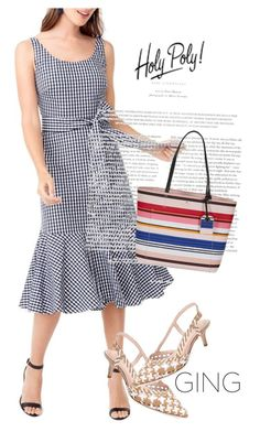 """""""dress"""" by masayuki4499 ❤ liked on Polyvore featuring J.Crew and Kate Spade"""