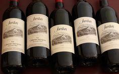 Jordan Vineyard & Winery in Healdsburg, Sonoma, California