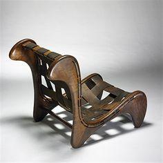 Lounge Chair, Arthur Espenet Carpenter