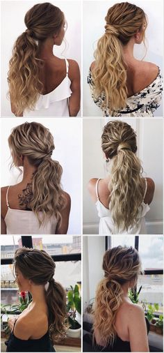 Wedding Hairstyles For Long Hair Pictures nor Wedding Guest Dresses Jcpenney regarding Wedding Vows Wedding Hairstyles For Long Hair, Boho Hairstyles, Latest Hairstyles, Style Hairstyle, Hairstyle Ideas, Hair Ideas, Hair Comb Clips, Bridal Hair Inspiration, Vetement Fashion