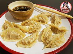 Pork and Prawn Jiaozi   Mutherfudger #recipe #jiaozi #Chinese #dimsum