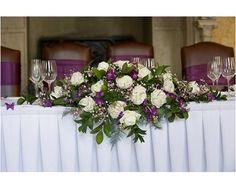decoracion de mesas imperiales de novios - Buscar con Google