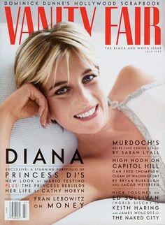July 1997 | Princess Diana.
