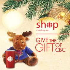 Show your friends and family you really care, with unique gift ideas from CBC Shop. We've got you covered for the Holidays. You Got This, Unique Gifts, Teddy Bear, Gift Ideas, Holidays, Christmas Ornaments, Friends, Holiday Decor, Shopping
