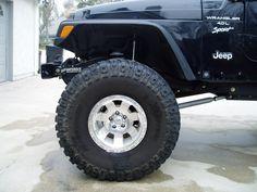 TJ's w/ stock fender flares trimmed - Page 8 - JeepForum.com