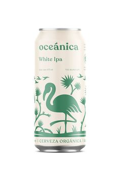 Oceánica Beer was born in the heart of a family with the aim of brewing beers inspired by Uruguayan nature. Beer Packaging, Beverage Packaging, Brand Packaging, Design Packaging, Design Poster, Label Design, Package Design, Graphic Design, Design Design