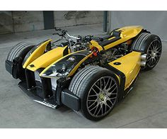 Projected and manufactured by Lazareth, the Wazuma V8F is based on the Wazuma R1 model to be a matchless vehicle that even Batman doesn't have! This futuristic car is based on the unusual 3 wheelsgeometry (2 attached rear wheels and 2 largely spaced front wheels). Judging by its technical characteristics and the aggressive dashing looks, […]