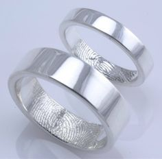 Creative Engravings for Wedding Bands