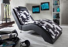 Moderní relaxační pohovka, použitelná i jako doplněk k sedacím soupravám Lounge, Couch, Furniture, Home Decor, Chair, Airport Lounge, Drawing Rooms, Settee, Decoration Home