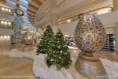 Pacific Place Christmas Tree Decorations (hkdigit-20121203-081812)