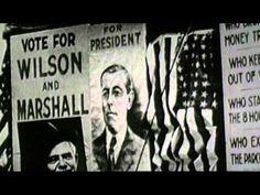 ▶ Woodrow Wilson Decision to go to War - C3 W17