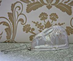 Vintage Rabbit Mould by PavlovaandFox on Etsy, £8.75