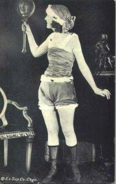 christmas costume 1920