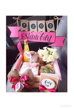 Surprise Box, Candy Bouquet, Love Gifts, Birthday Party Decorations, Gift Baskets, Gift Wrapping, Lettering, Projects, Handmade