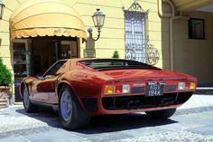 1972 Lamborghini Miura SV/J