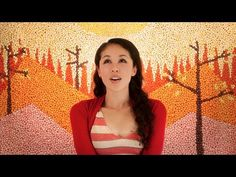 Kina Grannis- In Your Arms, entire music video made out of jellybeans?! awesome.