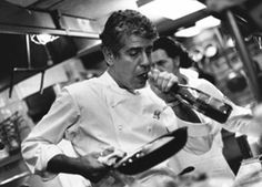 chef bourdain, SARCASM... kinda gotta guy crush. no homo