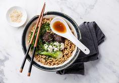 Vegane Miso Suppe