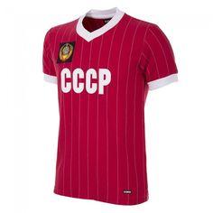 Camiseta Retro de la URSS (CCCP) 1982  retro  shirt  cccp   4c23740188a6