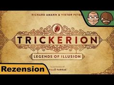 Trickerion – Review #170 | Hunter & Cron