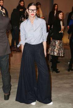 Jenna Lyons : la créatrice superstylée de J.Crew