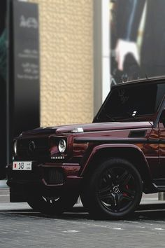 Mercedes G wagon! In love! Must have for sure