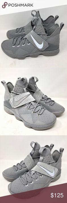 Nike Lebron 14 King James Reflective 852405-007 Nike Lebron XIV 14 Men s Sz  11.5 a1b1be582