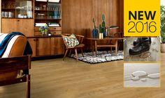 Velkommen til Pergo, det naturlige gulvvalget når du ønsker et slitesterkt laminat-, vinyl- eller parkettgulv som er lett å legge.