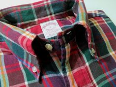 RESERVED Vintage Men's Brooks Brothers Makers by TheIvyLeagueShop, $40.00 Brooks Brothers, Vintage Men, Plaid Scarf, Tartan, Preppy, Essentials, Stuff To Buy, Clothes, Tops