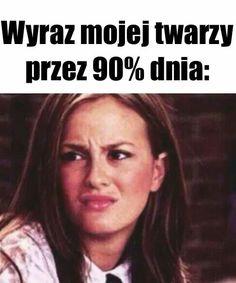 Very Funny Memes, Funny Jokes, Polish Memes, Im Depressed, Funny Mems, Best Memes, Haha, Funny Pictures, Nanami
