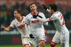 Bundesliga: Köln besiegt harmlose Frankfurter - SPIEGEL ONLINE - Sport