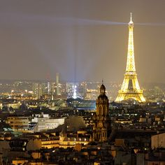Paris, one of the most beautiful cities