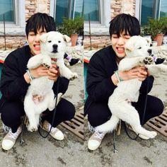 BTS Taehyung || awww this is so cute!!!!! :3