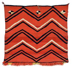 // Native American blanket #Trendspirationpattern