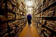 60,000 World War II documents kept in Russian state archives. Source: Ilya Varlamov