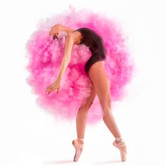 POWDER_BY_TIM_TADDER_PINK - Tim Tadder Advertising Photographer, Commercial, CGI, Portrait, and Sports Photography.