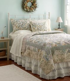 Flying Geese Quilt from L.L.Bean on shop.CatalogSpree.com, your ... : llbean quilts - Adamdwight.com