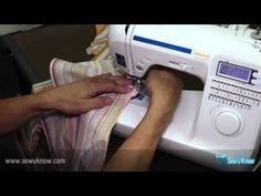 "Excellent sewing videos, including ""How To Sew A Set-In Shirt Sleeve,"" ""How to Sew A Lapped Zipper"" and ""How to Sew a Flat Felled Seam."""