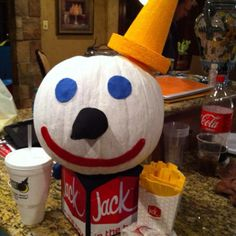 Best decorated pumpkin ever!!