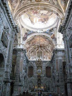 Santa Caterina Duomo, Palermo, Sicily #tpalermo #sicily #sicilia
