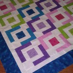 Jaded Chain Beginner quilt pattern