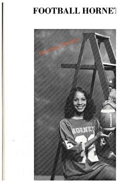 Throwback Thursday  #HornetHoney #football #DSU #1981 #college