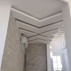 All About a False Ceiling And Its Benefits - False Ceiling Ideas - Plaster Ceiling Design, Gypsum Ceiling Design, House Ceiling Design, Ceiling Design Living Room, Bedroom False Ceiling Design, Roof Design, Roof Ceiling, Ceiling Decor, Gypsum Design