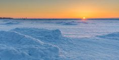 lake erie frozen | Frozen Lake Erie | Some of Mine | Pinterest
